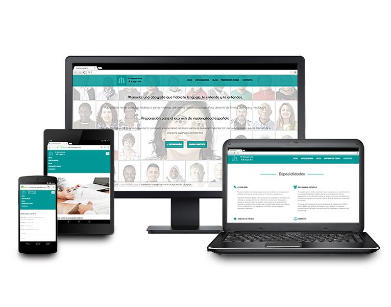 Desarrollo doble aplicación web