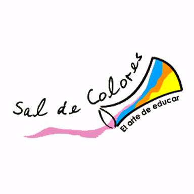 Sal de colores