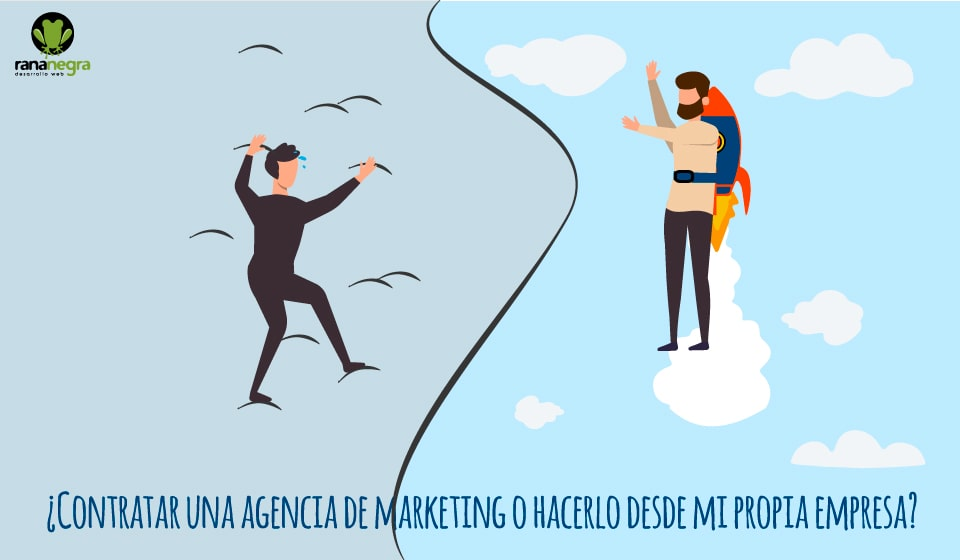 Contratar una agencia de marketing digital