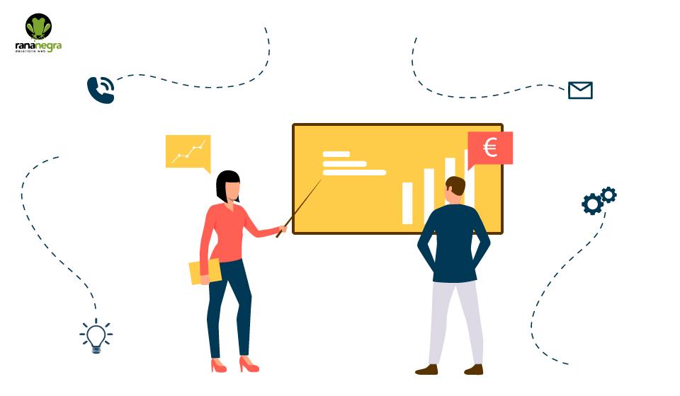 Comunicación agencia de marketing digital y marca