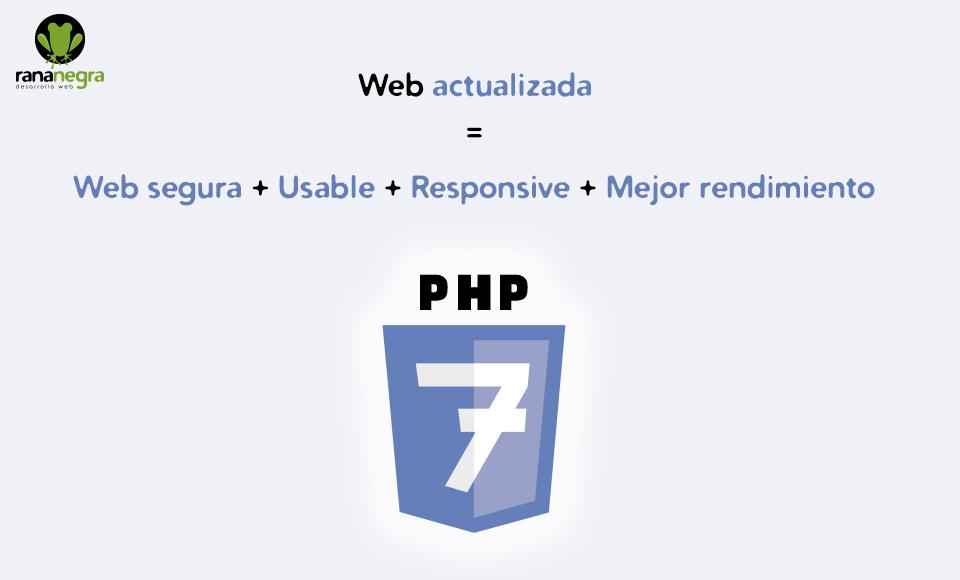 web en PHP 7