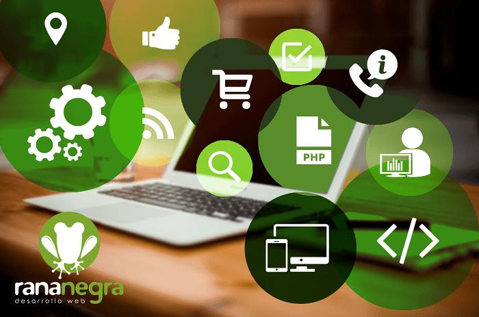 webs profesionales y posicionadas