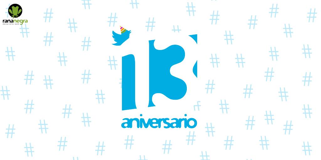 Curiosidades sobre Twitter para celebrar su 13 aniversario