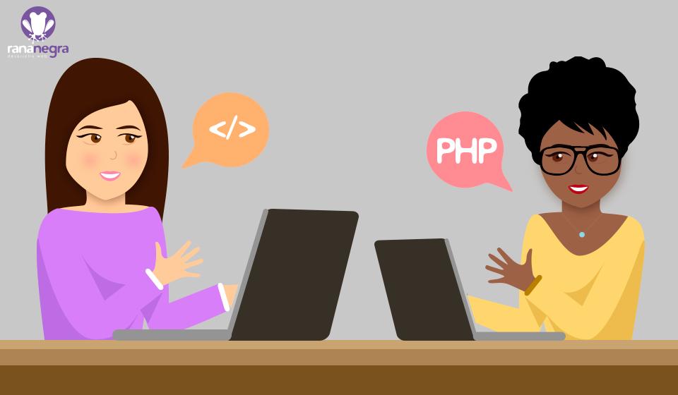 Mujeres programación web