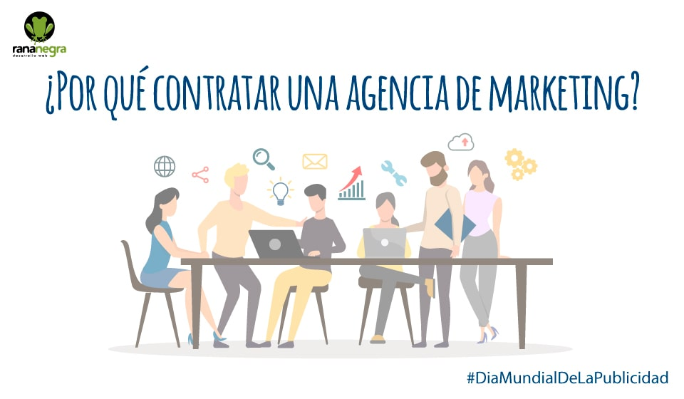 Motivos contratar agencia de marketing