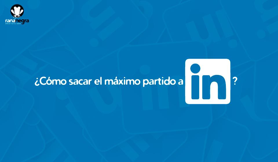 gestionar página de empresa de LinkedIn