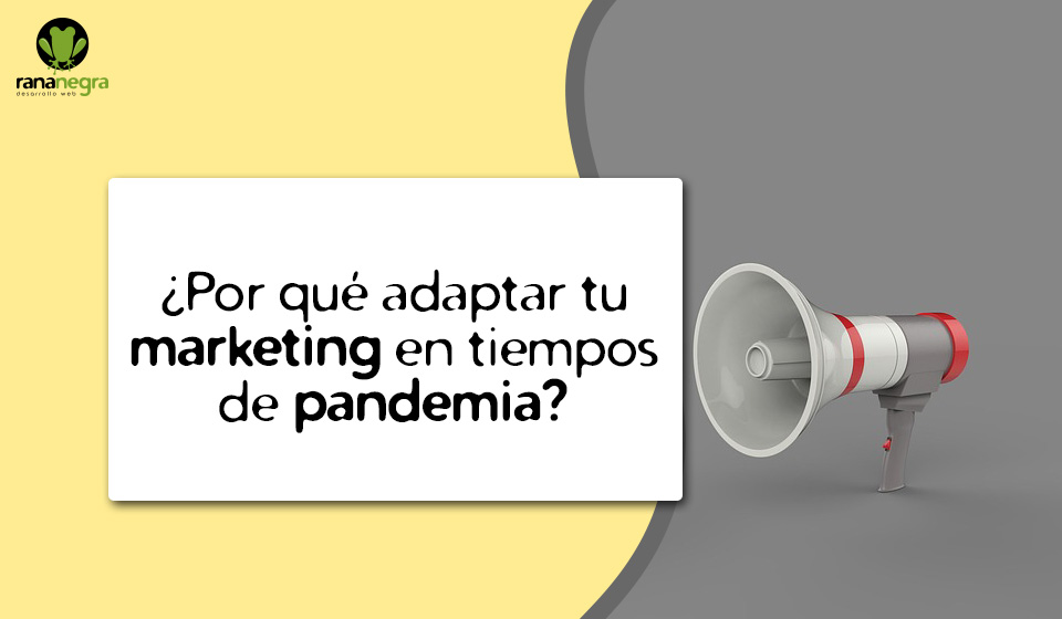 marketing digital en tiempos de pandemia