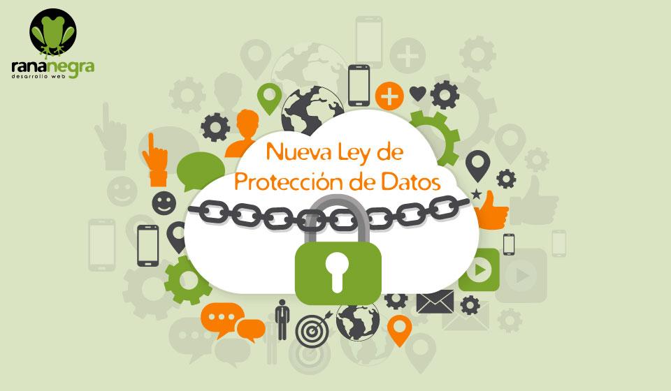 Prepara tu web para la Nueva Ley de Protección de Datos 2018