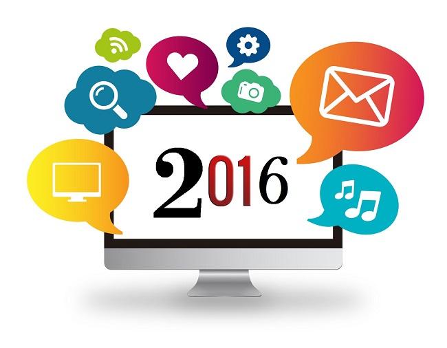 ¿Hay que seguir las tendencias en diseño web para 2016?