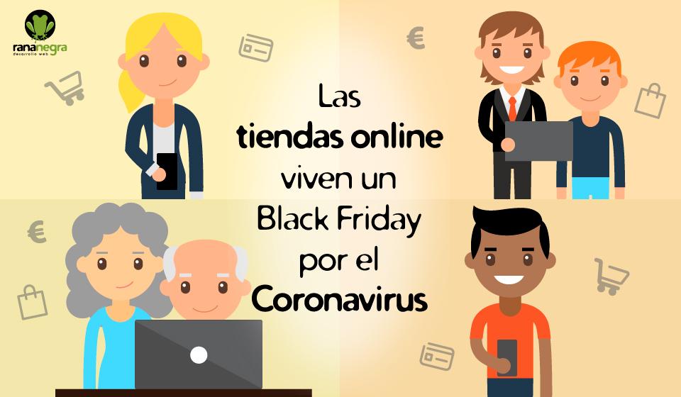 tiendas online viven black friday por coronavirus