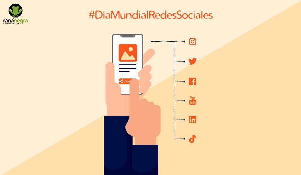 Día Mundial Redes Sociales