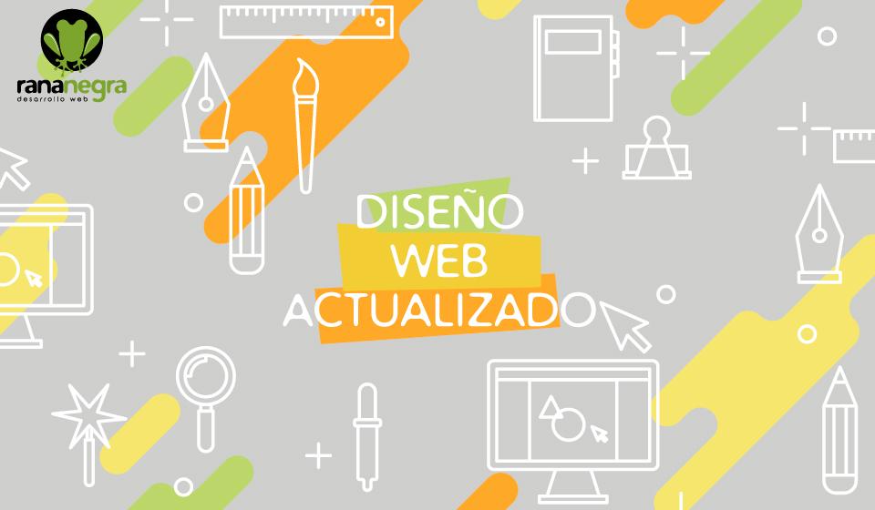 Vender más con un diseño web actualizado