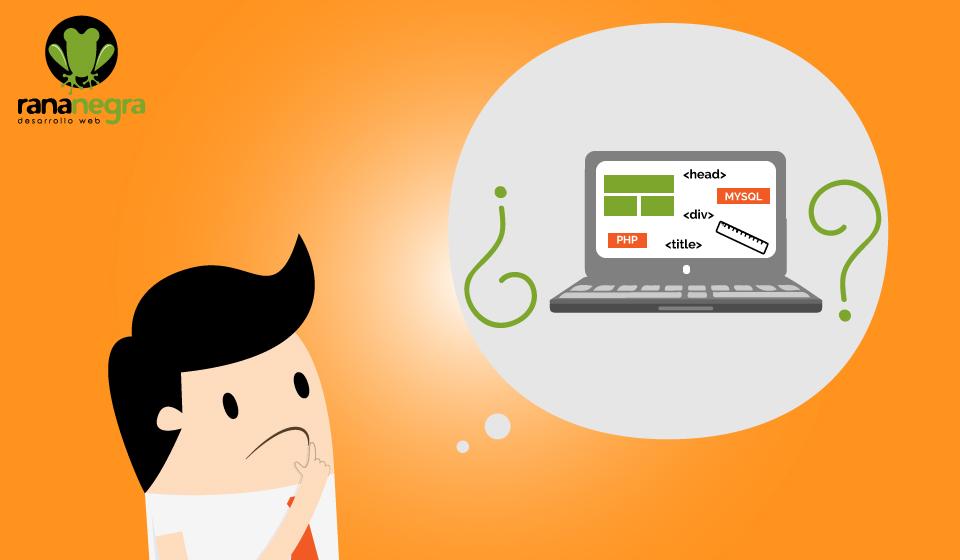 Diseño web, programación web y desarrollo web ¿son lo mismo?