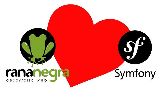 ¿Por qué usamos el framework Symfony en Rana Negra?