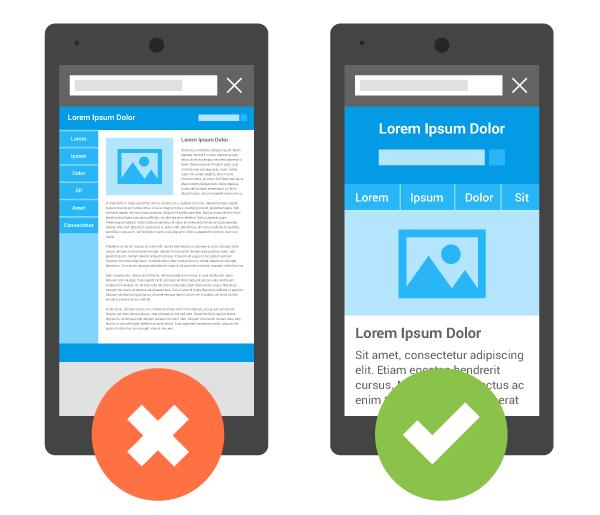 Google cada vez da más importancia a la experiencia del usuario en móviles