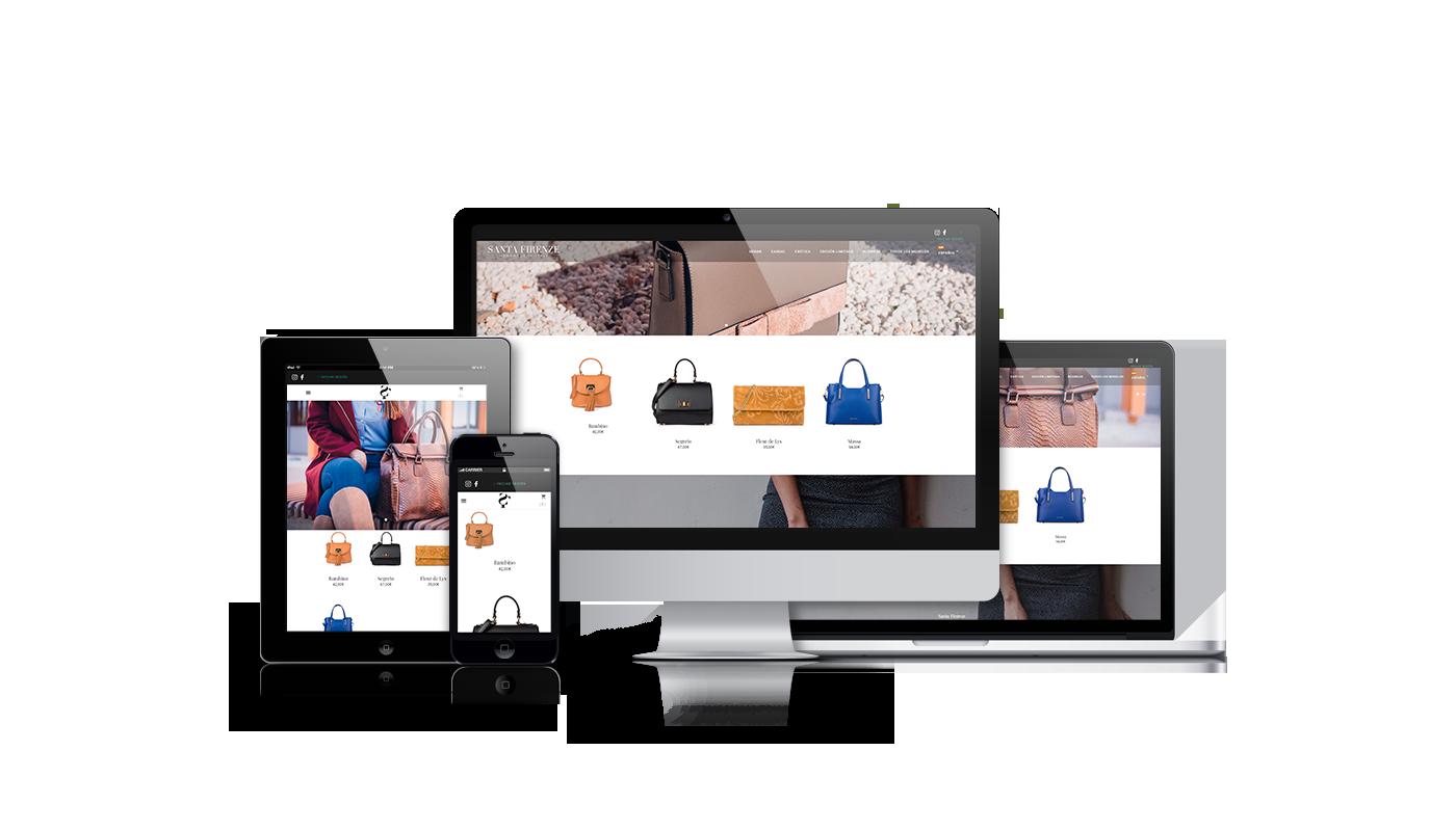 Modificaciones en diseño y maquetación y mantenimiento web de WordPress y Woocommerce