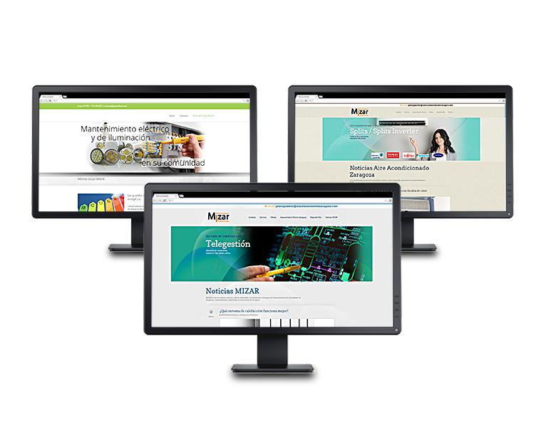 Creación de contenidos y otras acciones de marketing online